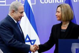 La UE replica a Netanyahu que no moverán sus embajadas a Jerusalén