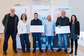 III Premios Audiovisuales Palma Film Office