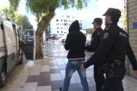 Detenido un joven en Ibiza por quebrantar la orden de alejamiento tras salir de prisión