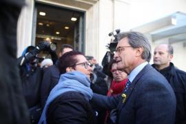 El Tribunal de Cuentas embarga inmuebles a Mas y otros excargos de Cataluña