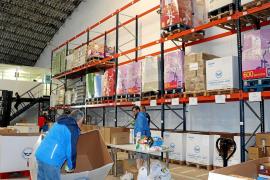 El Banco de Alimentos pitiuso recoge 38 toneladas de solidaridad