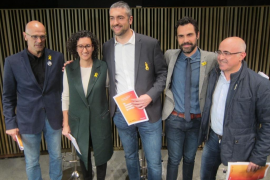 ERC reincorporará a Trapero si gana las elecciones