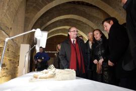 """El presidente de Aragón dice que buena parte de las obras de Sijena se encuentran en un estado """"lamentable"""""""