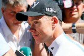 El ciclista Chris Froome, positivo por salbutamol en la Vuelta a España
