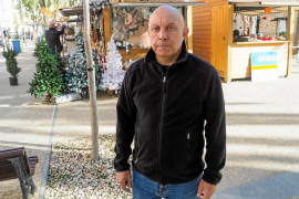 Navidad en Vila sin pan con sobrasada y 'vi pagès' por un euro