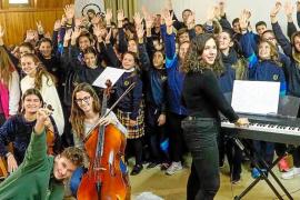 800 alumnos participarán en el belén viviente de La Consolación