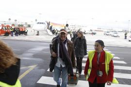 Inaugurada la nueva plataforma interislas en el Aeropuerto de Palma
