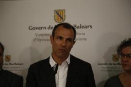 Barceló meditará, tras el debate de Presupuestos, si deja su acta de diputado
