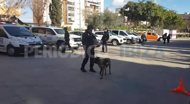 Ibiza celebra la XI Diada de la Policía Local