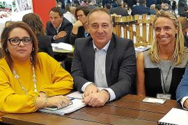 Mª José Aguiló, Gabriel Llobera y Maria Frontera