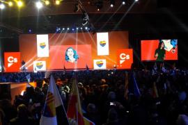 Arrimadas afirma que solo Cs puede ganar al nacionalismo