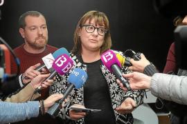 La nueva consellera mantendrá en sus cargos a todo el equipo de Barceló