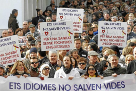 Menorca se moviliza contra el 'decretazo' del catalán