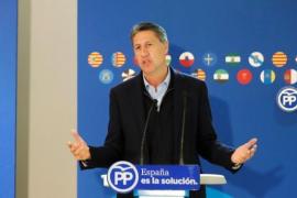 Albiol, convencido de que la actuación de Rajoy ha evitado que Cataluña esté fuera de España y Europa