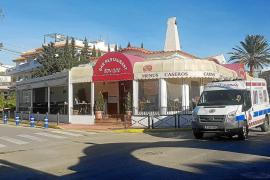 La Guardia Civil busca la pistola utilizada por un hombre que disparó en un bar de Jesús