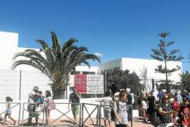 Los colegios de Ibiza reciben cerca de 500 alumnos desde el inicio del curso