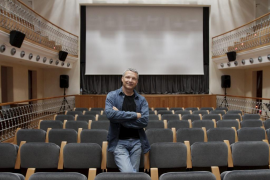 Xavier Benlloch: «El festival tiene más repercusión a nivel internacional que aquí»
