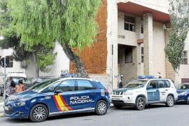 Detenidos dos hombres implicados en una disputa por una partida de droga en es Canar