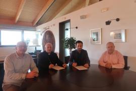 Vila y la Fundación Ignacio Wallis firman un convenio para el desarrollo de programas asistenciales