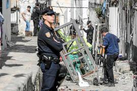 Vila desahucia los dos pisos de Mallorca donde vivían los desalojados de sa Penya