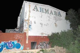 La Guardia Civil investiga la muerte de un hombre hallado en el antiguo club Ahmara