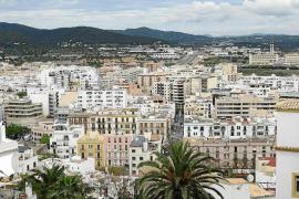 La inversión en construcción aumenta un 14,5% en las Pitiusas, la cifra más baja de Balears