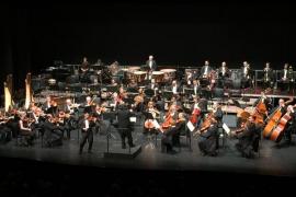 La Simfònica, acompañada de Valentina Nafornita, ofrece un concierto de Año Nuevo en Manacor