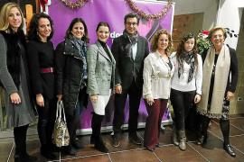 Asamblea y brindis navideño de la asociación Mujeres en Igualdad