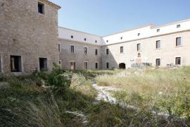 Informan favorablemente del proyecto de rehabilitación del Castillo y la Almudaina como parador de Ibiza