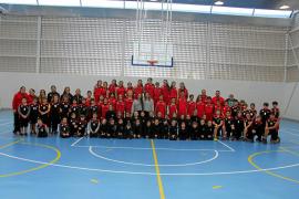 El CB Puig d'en Valls cuenta con cinco equipos y dos escuelas esta campaña