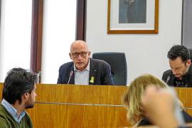 Ribas defiende los desahucios de los pisos de Mallorca porque Vila «no hace beneficencia»