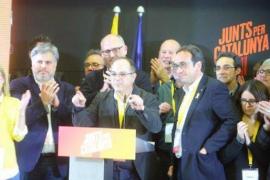 """JuntsxCat: """"Las urnas han descabezado al PP y hay que restituir a Puigdemont"""""""