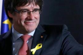 """Puigdemont: """"La República catalana ha ganado a la monarquía del 155"""""""
