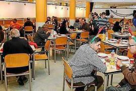 El Consell d'Eivissa organiza una cena de Navidad para personas sin recursos o sin apoyo familiar