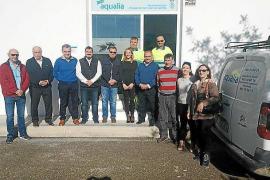 Aqualia inaugura su nueva oficina de atención al público en el pueblo de Sant Joan