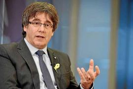 """Carles Puigdemont pide al Rey que empiece la """"rectificación"""" en el mensaje de Navidad"""