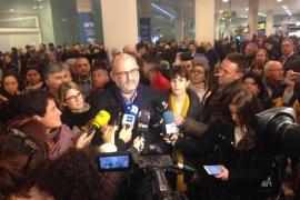 """JuntsxCat pide que Rajoy dialogue con los independentistas porque el """"155 ha perdido"""""""