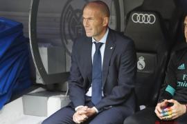 Zinedine Zidane: «Sé que me van a meter hostias, pero asumo mi decisión»