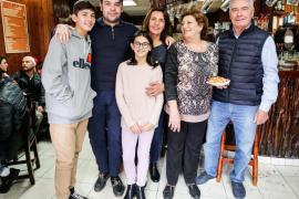 Tapas y cañas en el Ses Botes 'closing'
