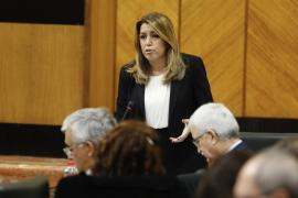 """Susana Díaz cree que es un """"mal resultado"""" para España y que la única vía es reformar la Constitución"""