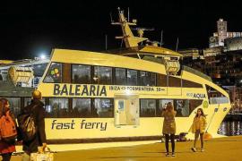 Comienza a operar el nuevo «eco ferry» de Baleària entre Ibiza y Formentera