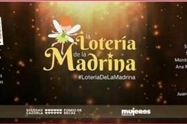 La Lotería de la Madrina visibiliza el drama de los niños huérfanos de violencia machista