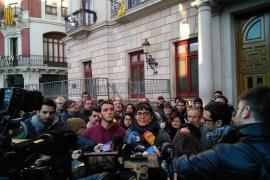 Detienen a los dos ediles de la CUP de Reus investigados por un delito de odio