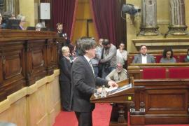 La investidura de Puigdemont centra les negociacions entre JuntsxCat, ERC i la CUP