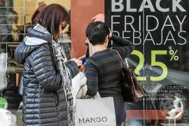 El comercio de Balears, uno de los más beneficiados por el Black Friday