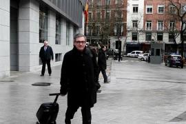Jordi Pujol Ferrusola abandona la prisión de Soto del Real y se presenta ante el juez De la Mata