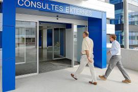 La actividad en primeras consultas externas crece un 5,5% este año