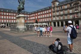 España recibió 77,8 millones de turistas internacionales hasta noviembre, un 9,1% más