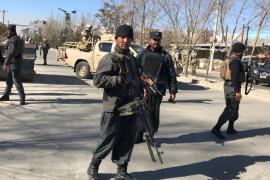 Al menos 40 muertos y 30 heridos en un doble atentado suicida en Kabul