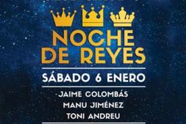 Feeling presenta 'Noche de Reyes' en Es Gremi